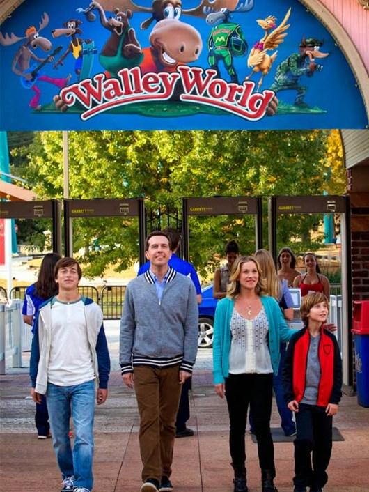 Los Griswold visitan Walley World en la nueva imagen de 'Vacation'