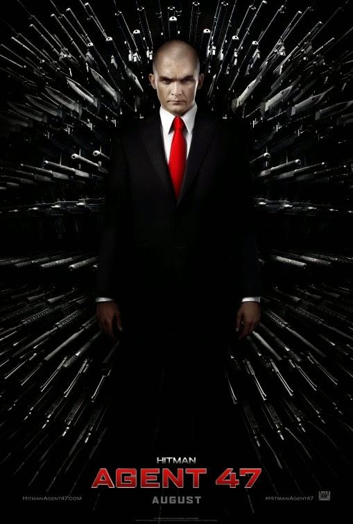 Nuevo y armado póster de 'Hitman: Agent 47'