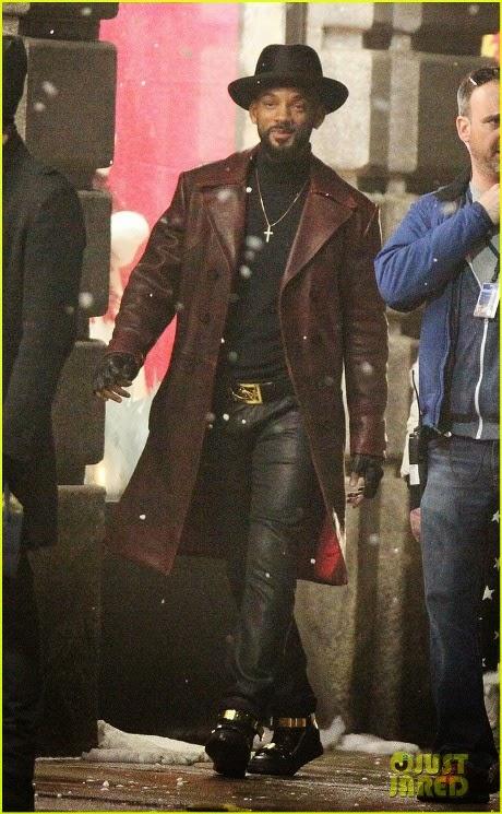 Desvelado el aspecto de Will Smith como Deadshot en 'Suicide Squad'