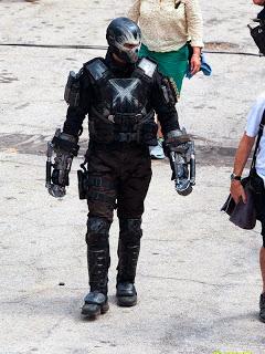 Nuevas imágenes del rodaje de 'Captain America: Civil war'