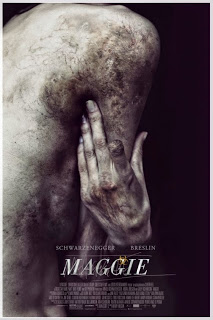 Cuatro nuevos pósters de 'Maggie', con Arnold Schwarzenegger