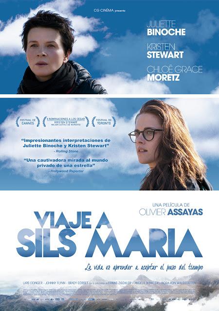 Concurso 'Viaje a Sils María': Tenemos entradas dobles para preestrenos en Madrid y Barcelona