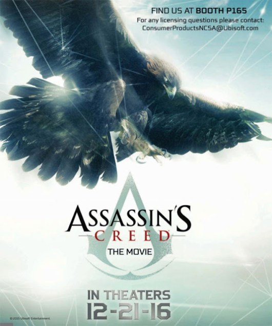 Primera imagen promocional de 'Assassins Creed' con Michael Fassbender