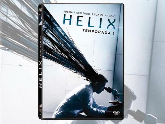 A la venta las primeras temporadas de 'The Blacklist' y 'Helix'