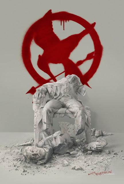 Nuevo teaser póster de 'Los Juegos del Hambre: Sinsajo - Parte 2' que podría continuar con varios cortos