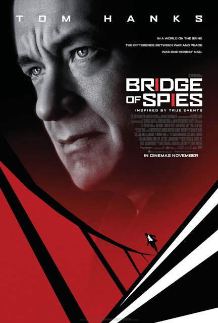 Tercer póster de 'El puente de los espías', lo nuevo de Steven Spielberg