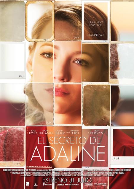 Concurso 'El secreto de Adaline': Tenemos packs de belleza para vosotros