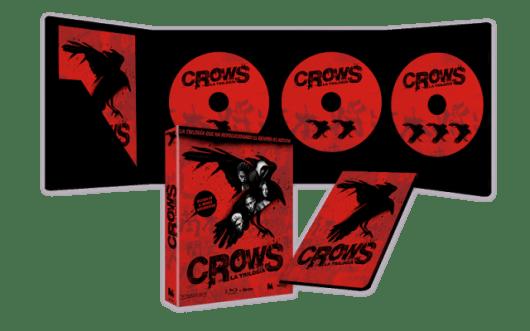 'Crows 3' disponible desde hoy en alquiler y VOD
