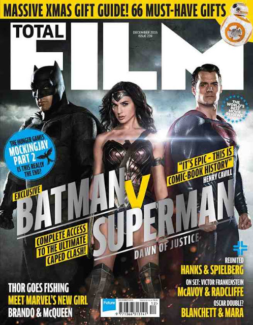 Cuatro nuevas imágenes de 'Batman v Superman: El amanecer de la Justicia'