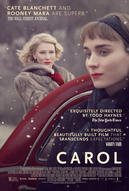 Remesa de pósters de 'Carol' con Cate Blanchett y Rooney Mara