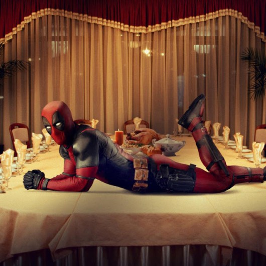 Nueva imagen de 'Deadpool' por Acción de Gracias