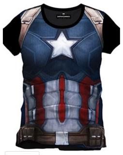 Gorras, leggins, camisetas... elige tu bando con las prendas de 'Capitán América: Civil War'