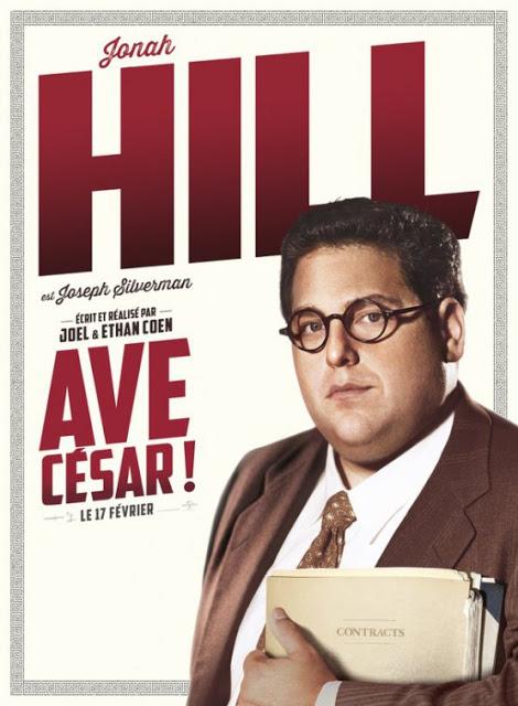 Pósters de los protagonistas y featurette de '¡Ave, César!'