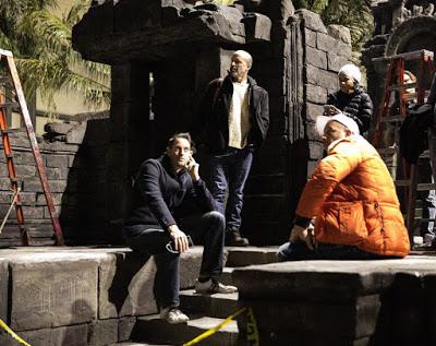 La incorporación de Toni Collette y las primeras imágenes del rodaje de 'xXx: The return of Xander Cage'