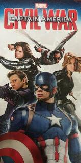 Nuevas imágenes de arte conceptual de 'Capitán América: Civil War'