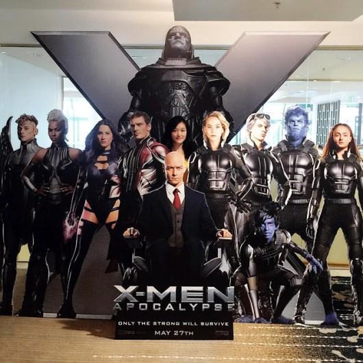 Revelado el aspecto de todos los superhéroes de 'X-Men: Apocalipsis'