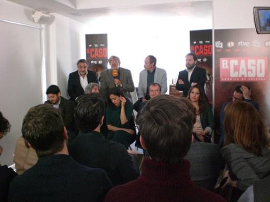 Premiere de 'El Caso': TVE vuelve a apostar por la ficción nacional de calidad