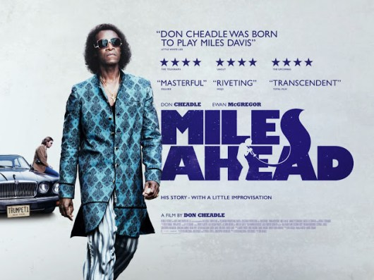 Remesa de pósters de 'Miles Ahead', debut en la dirección de Don Cheadle