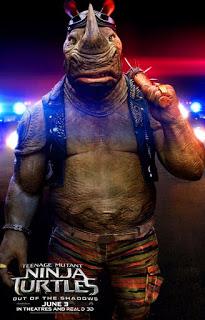 Dos pósters, nuevo tráiler y la confirmación de Krang en 'Ninja turtles: Fuera de las sombras'