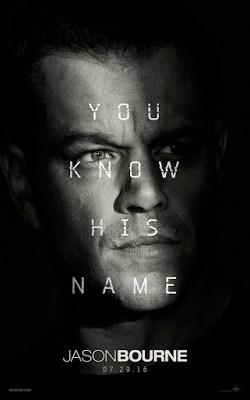 Nuevo tráiler en castellano y otro póster de 'Jason Bourne'