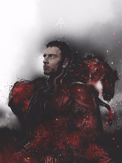 Los cuatro jinetes encabezan los primeros pósters individuales de 'X-Men: Apocalipsis'