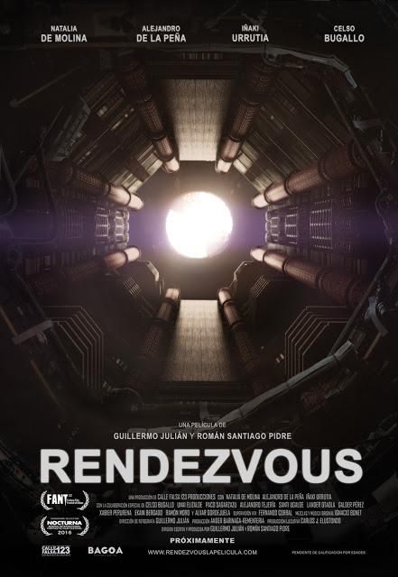 Tráiler y póster de 'Rendezvous', con la 2 veces ganadora del Goya Natalia de Molina