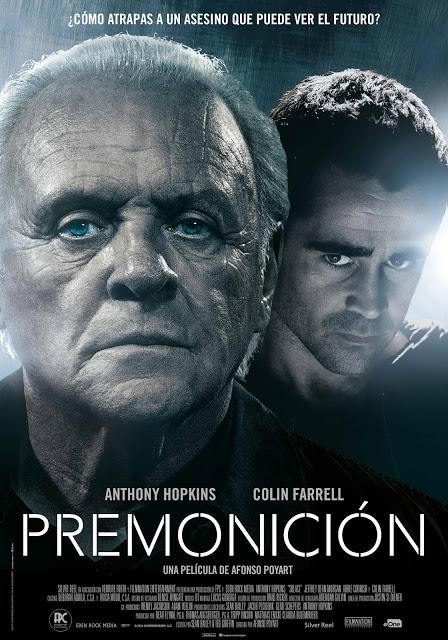 Tráiler y póster español de 'Premonición' con Anthony Hopkins y Colin Farrell