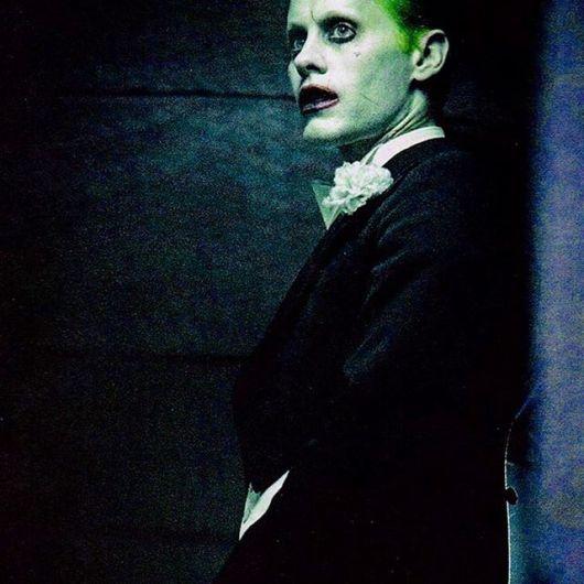 Foto inédita de Joker y Harleen Quinzel en 'Escuadrón Suicida'