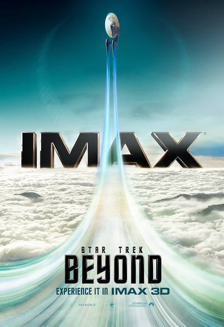 Nuevo póster IMAX de 'Star Trek: Más allá'