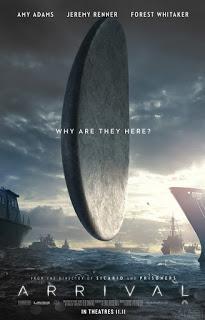 Tráiler oficial español y pósters de 'La Llegada' con Amy Adams y Jeremy Renner