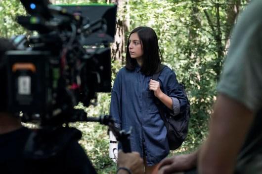 Teaser tráiler y fotos de rodaje de la película de terror española 'Black Hollow Cage'