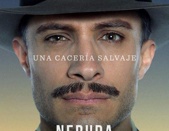 """Pósters de la película """"Neruda"""""""