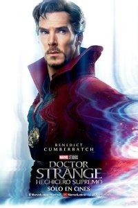 """Pósters de la película """"Doctor Strange"""""""