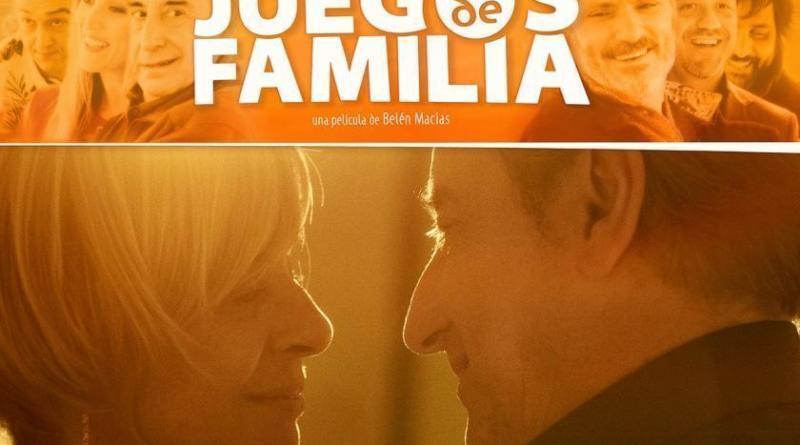 """Pósters de la película """"Juegos de familia"""""""