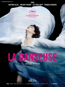 "Pósters de la película ""La Danseuse"""