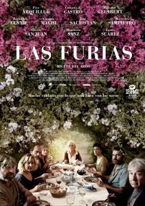 """Pósters de la película """"Las furias"""""""