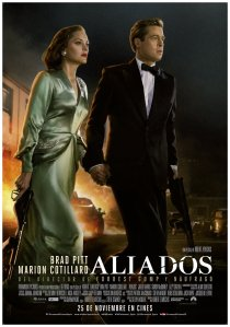"""Pósters de la película """"Aliados"""""""