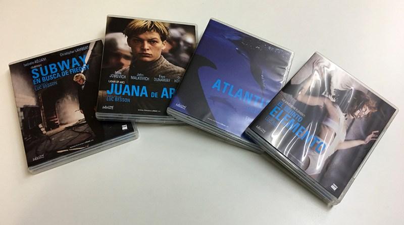 filmoteca fnacional Luc Besson
