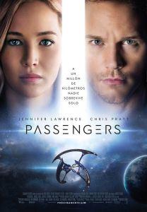 """Pósters de la película """"Passengers"""""""