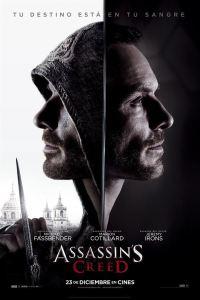 """Pósters de la película """"Assassin's Creed"""""""