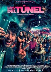 """Pósters de la película """"Los del túnel"""""""