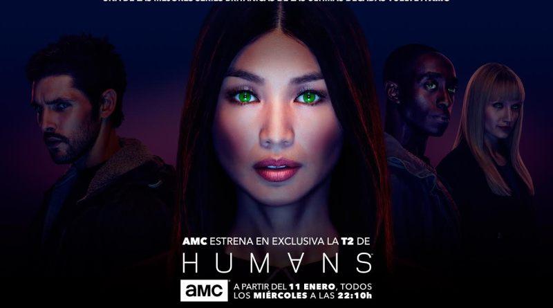'Humans': segunda temporada
