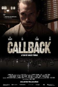 """Pósters de la película """"Callback"""""""