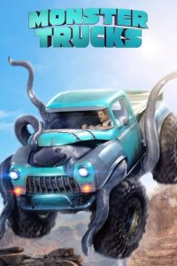 "Pósters de la película ""Monster Trucks"""