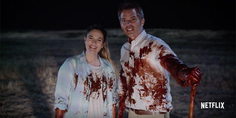 'Santa Clarita Diet': Tráiler de la comedia sangrienta de Netflix