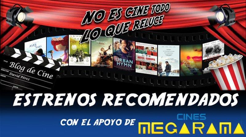Vídeo avance y recomendaciones de la semana: 3 de Febrero de 2017