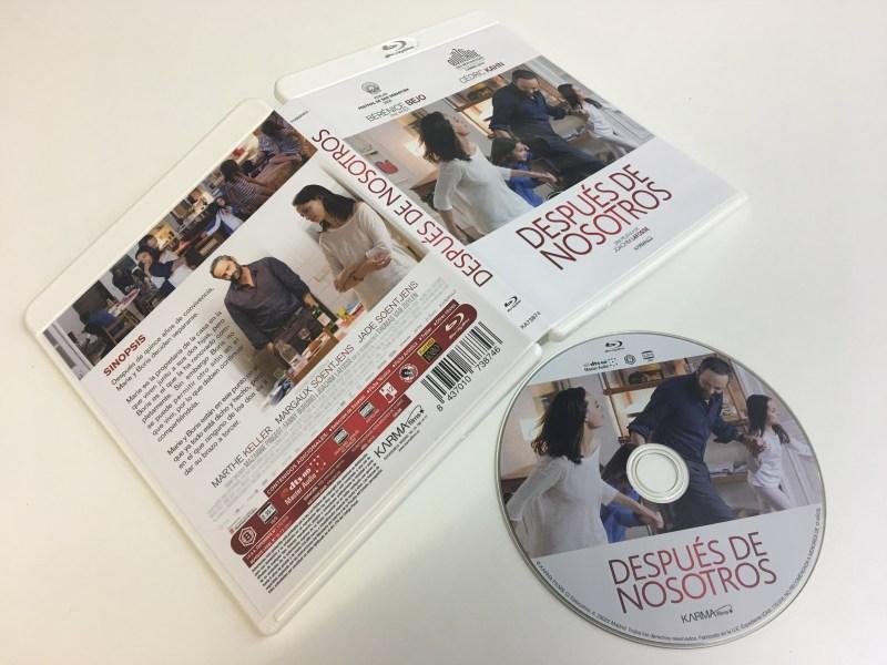 'Después de nosotros': Ya a la venta en DVD y Blu-ray de la mano de Karma Films