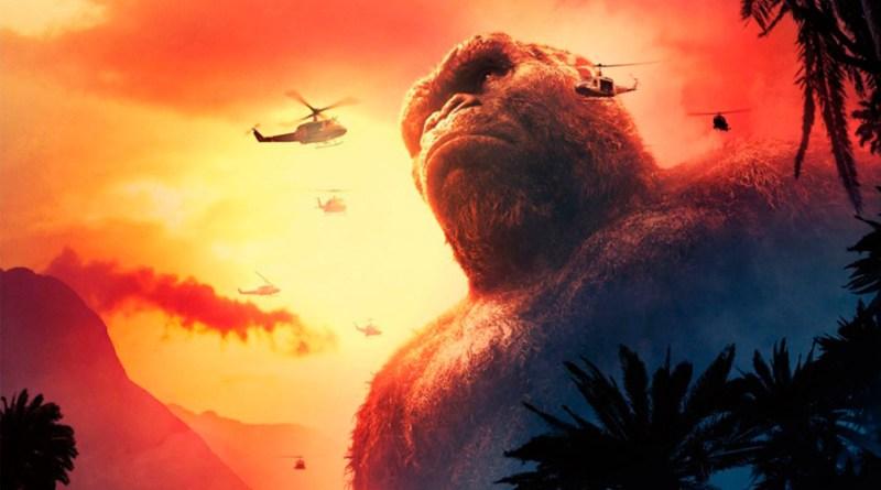 Kong; La isla calavera
