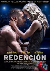"""Pósters de la película """"Redención"""""""