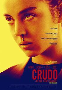 "Pósters de la película ""Crudo"""